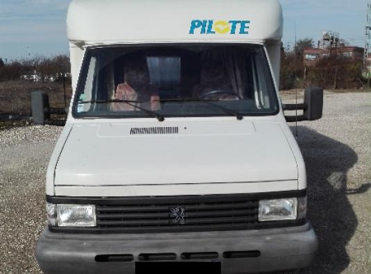 PILOTE PACIFIC 65 PX - 1993